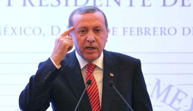 Cumhurbaşkanı Erdoğan Obamaya seslendi: Niye susuyorsun?