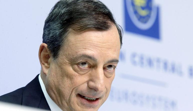 AMB Başkanı Draghi'nin parasal genişleme paketi başlamadan başarısız olabilir