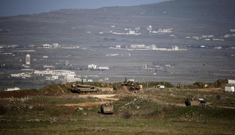 İsrail Golan tepelerinde petrol arıyor