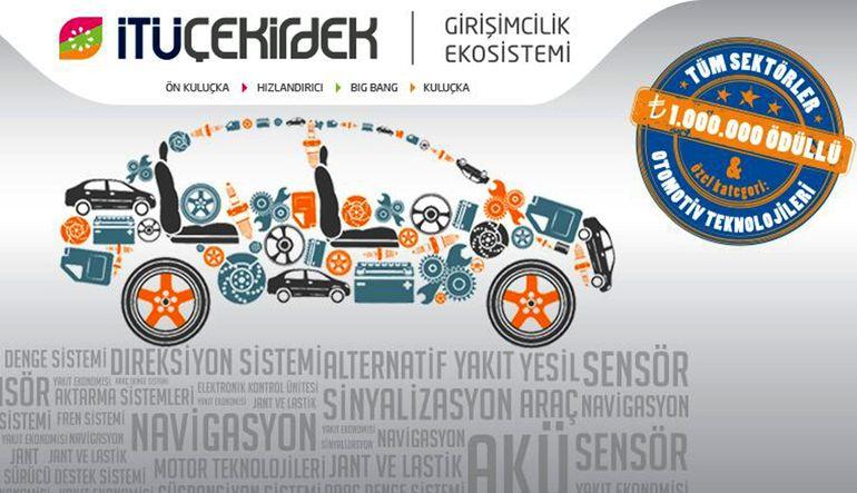 İTÜ Çekirdek bu yıl otomotiv sektörünü destekleyecek