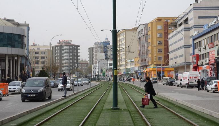 Geçen yıl Türkiye'de nakdi kredilerin mevduata oranının en yüksek olduğu il yüzde 352,59 ile Gaziantep oldu