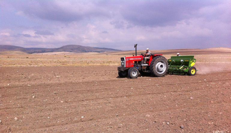 Türk çiftçisi 46 milyar TL'lik kredi kullandı; borcuna sadık kaldı