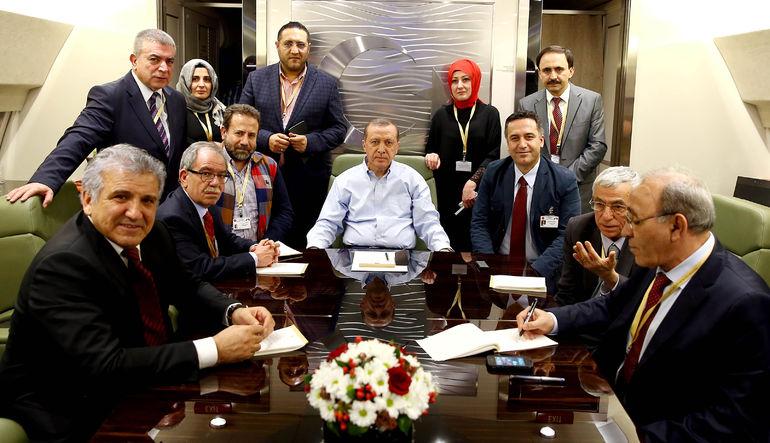 Cumhurbaşkanı Erdoğan: Aynı durumdalar