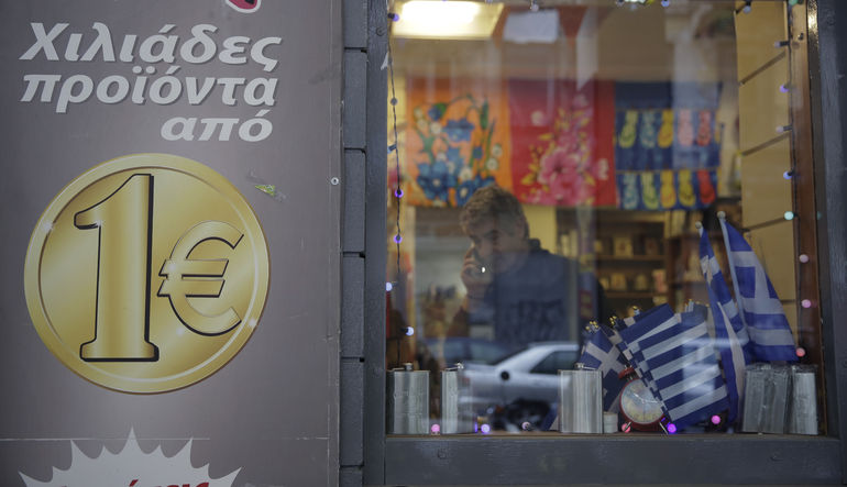 Yunanistan'da resesyon riski belirdi