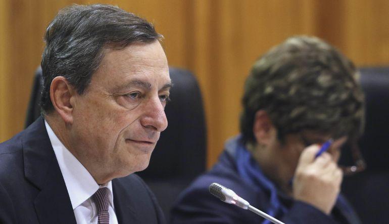 Draghi'nin yeni dönemi