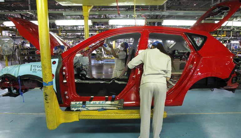 Almanya'da sanayi üretimi %0,6 arttı