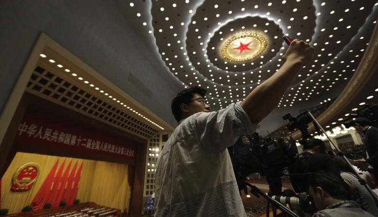 Çin'in ihracatın güçlü artış: %48