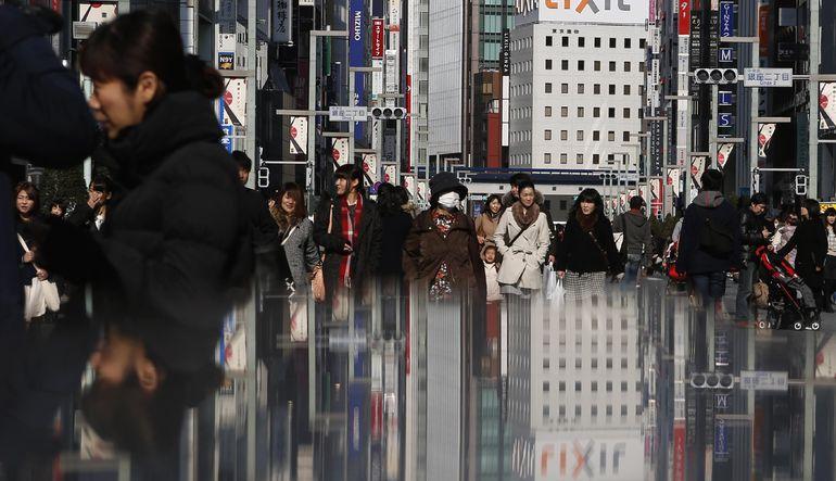 Japonya %1,5 büyüdü