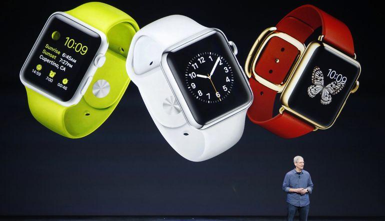 Apple'ın Apple Watch gibi yeni ürünleri bu akşam tanıtılacak