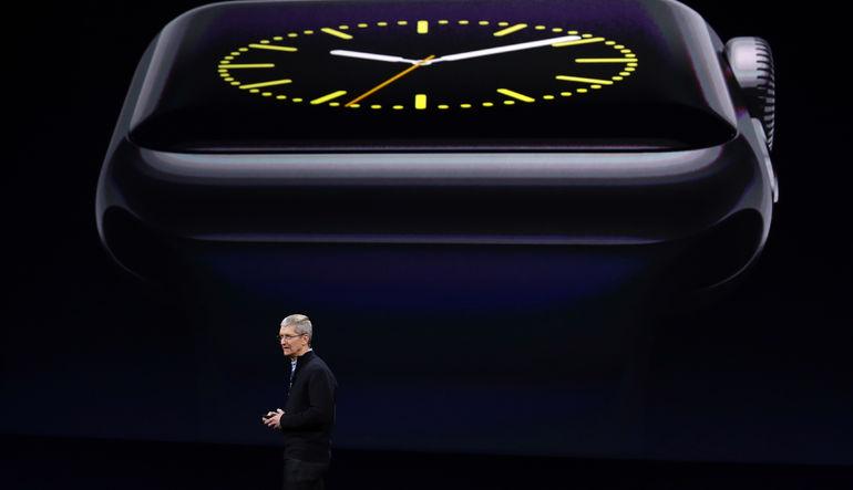 Apple yeni ürünlerini tanıtıyor
