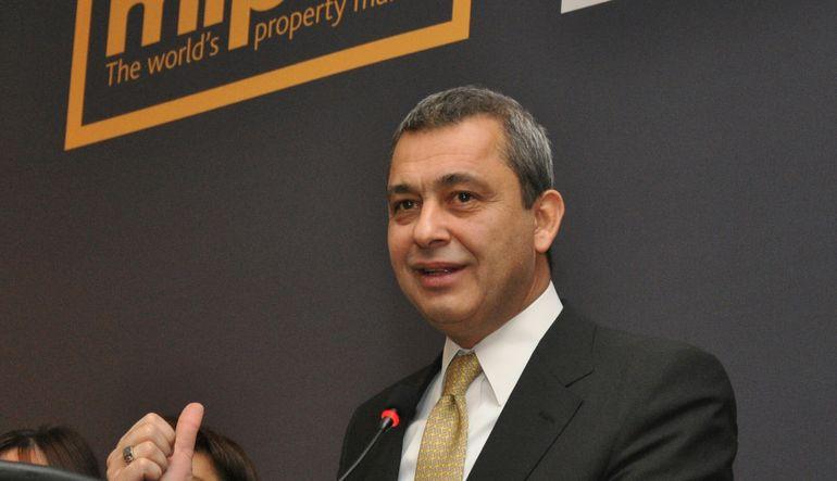 """İstanbul Ticaret Odası Başkanı İbrahim Çağlar, """"Türkiye'nin konut ihtiyacı var"""" dedi"""