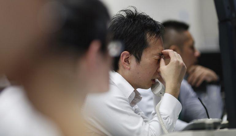 gelişen ülke Borsaları düşüyor
