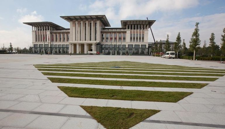 Başçı Erdoğan'a 130 sayfalık sunum yaptı