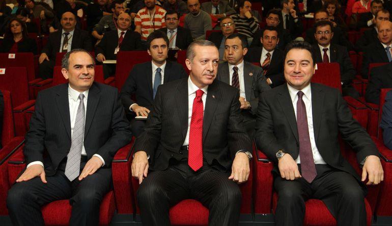 Erdem Başçı Ali Babacan ve Erdoğan'ın katıldığı ekonomi zirvesi