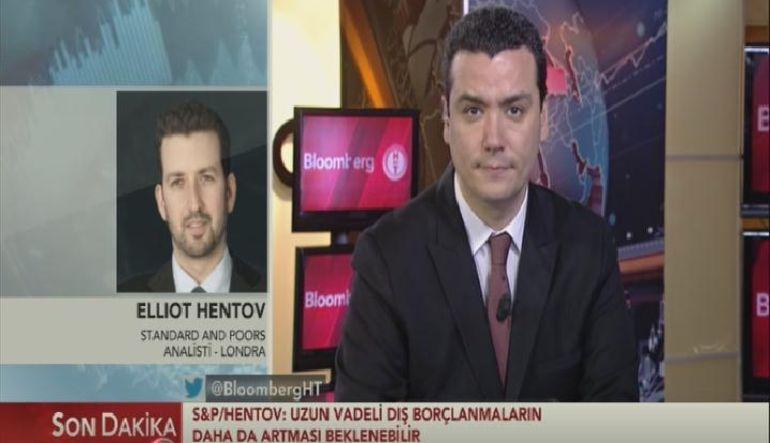 """""""Türkiye'de özel sektör borçlanması çok yüksek"""""""