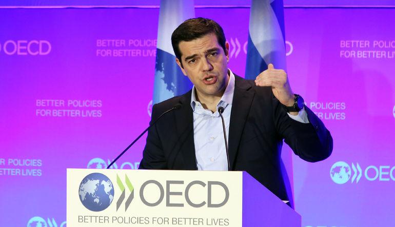 Tsipras: Yunanistan borçlarının yeniden yapılandırılması şart