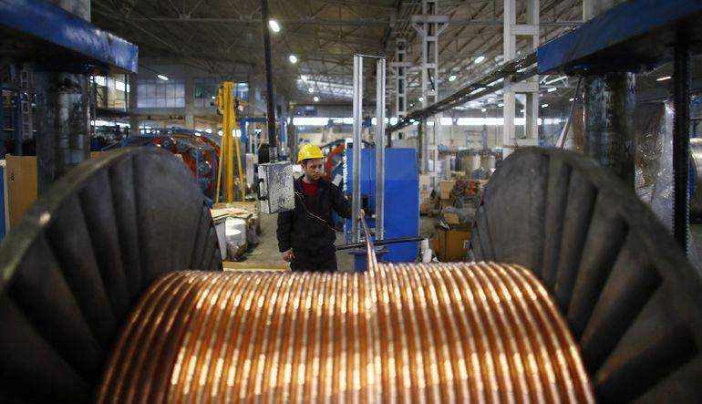 Sanayi metalleri yükselişe geçti