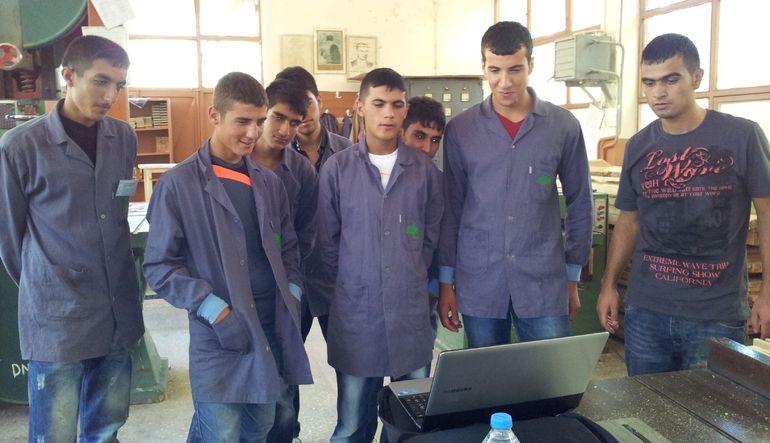 Diyarbakır'daki proje ile Dağdan inenlere iş imkanı