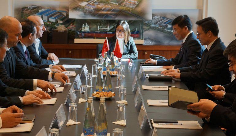 Çin'den Ciner'e ortak yatırım çağrısı