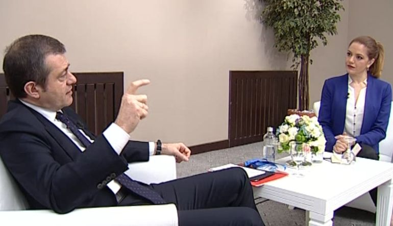 Akbank Genel Müdürü Hakan Binbaşgil'den Citi açıklaması