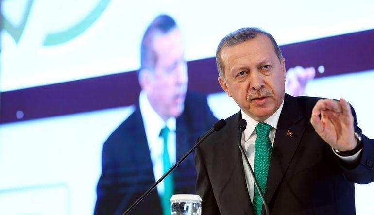 Cumhurbaşkanı Recep Tayyip Erdoğan ekonomiden bir Kriz görüntüsü oluşturmak isteyenlerin olduğunu söyle