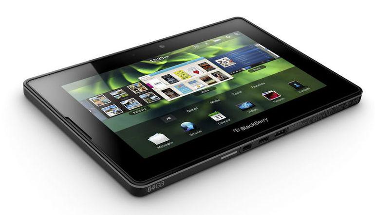 Blackberry yüksek güksek güvenlikli tableti yaz aylarında piyasaya sunacak