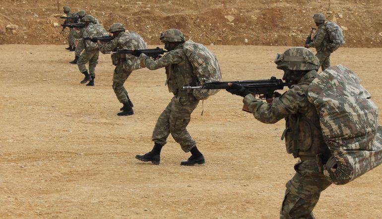 Türkiye silah ithalatında 7'nci