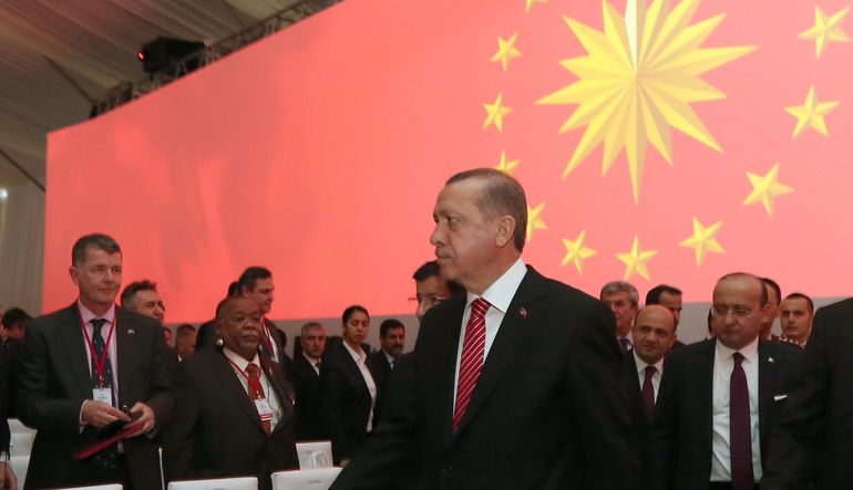 Erdoğan, doların düşürülmesi için Beylerbeyi'nde 6 kişiyle bir araya geldi