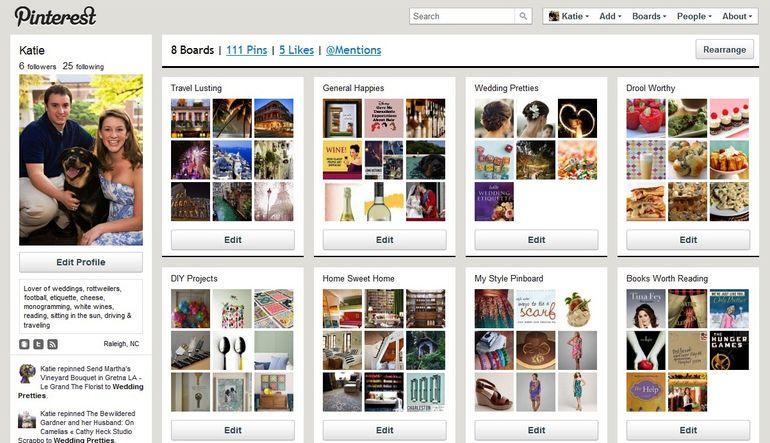 Pinterest'in değerlemesi 11 milyar $'a yükseldi