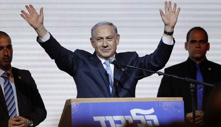 İsrail'de erken genel seçimin galibi Binyamin Netanyahu