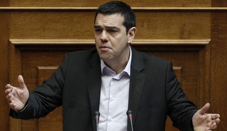 Yunanistan tansiyonu yükseliyor