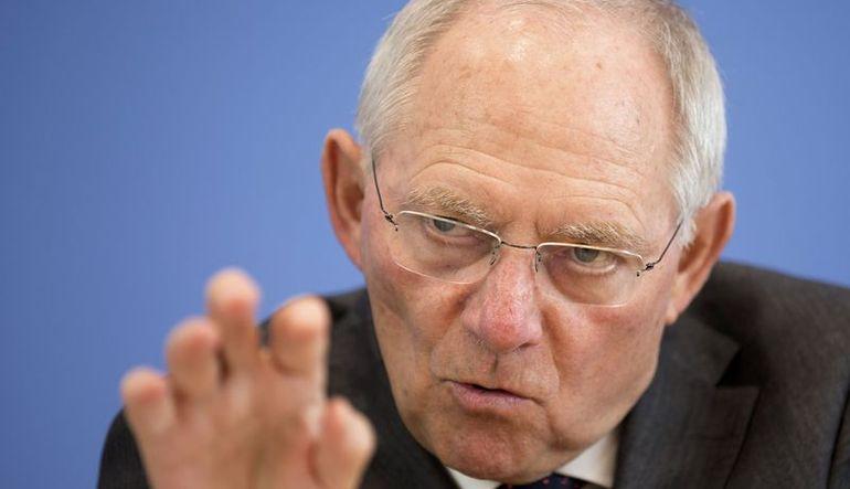 Schaeuble: Yunanistan için zaman daralıyor