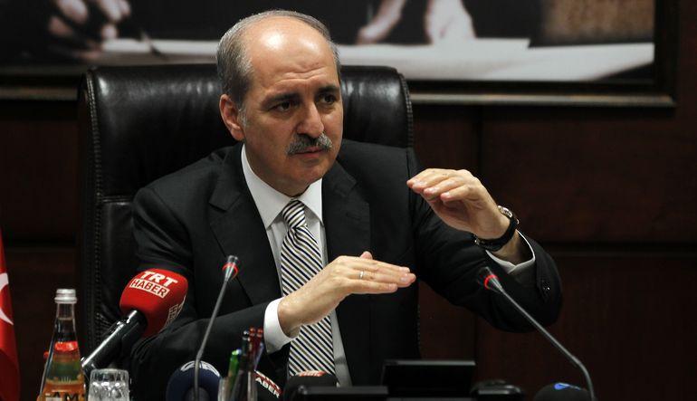 Başbakan Yardımcısı Numan Kurtulmuş Fed ve MB'yi yorumladı