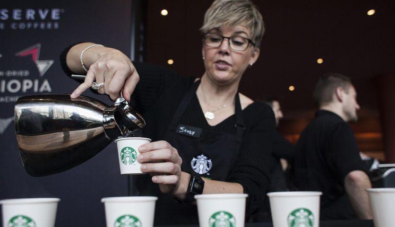 Starbucks'tan evlere kahve servisi