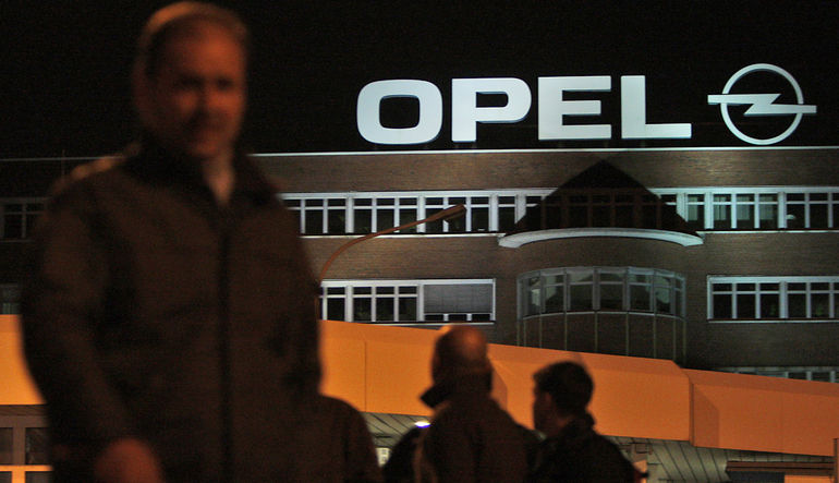 Opel Rusya'dan çekiliyor