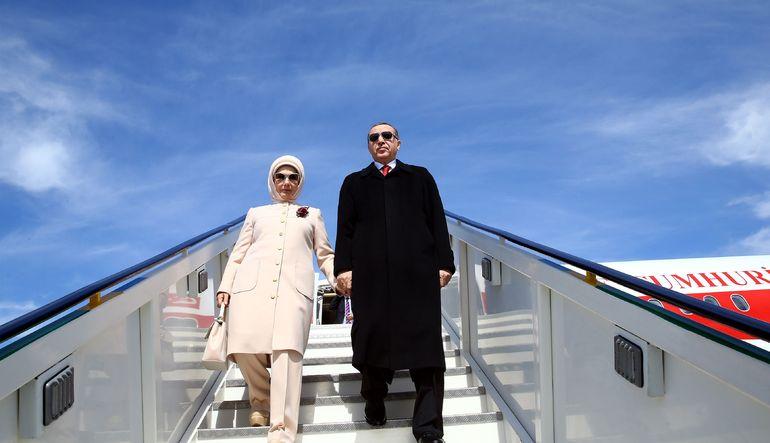 Erdoğan'ın zorlu Kiev seyahati