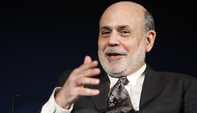 Fed Eski Başkanı Ben Bernanke AMB'nin parasal genişlemede geç kaldığını söyledi