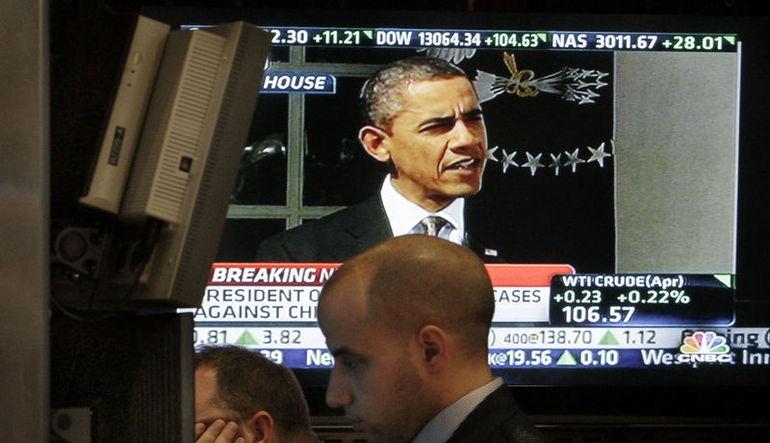 Barack Obama, borsa performansında diğer başkanları solladı
