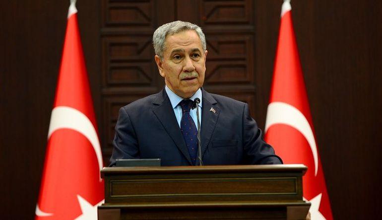 Hükümet Sözcüsü Arınç, Cumhurbaşkanı ile polemiğe girmeyeceğini söyledi