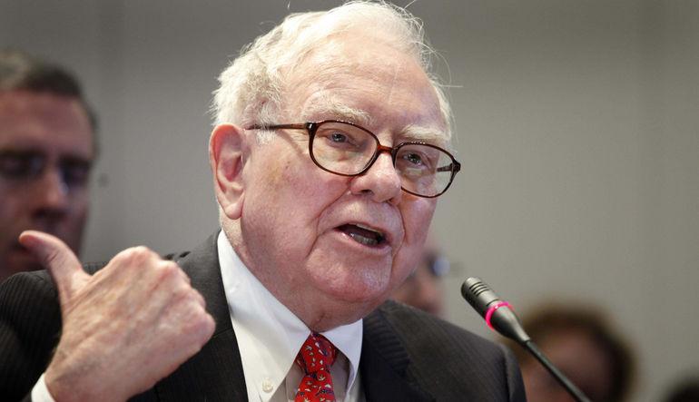 Warren Buffett yabancı yatırımcıları ABD'ye yatırım yapmaya davet etti.