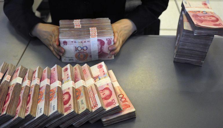 Çin'in rezerv hedefi