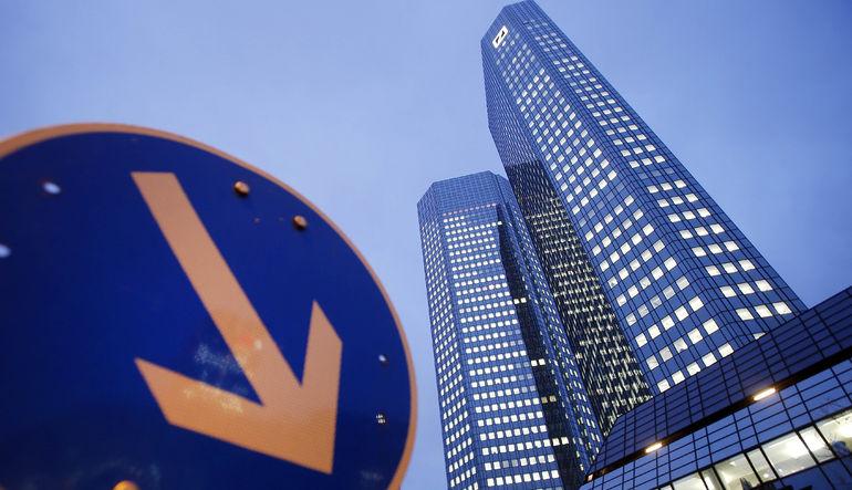 Deutsche Bank yatırım bankacılığında küçülebilir