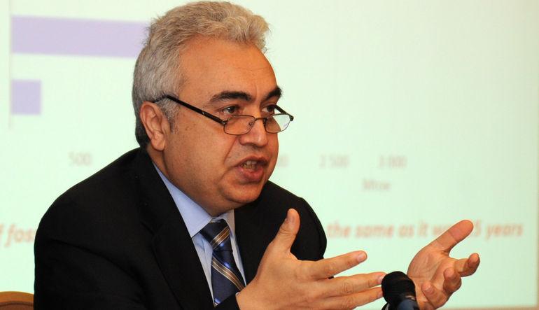 """Uluslararası Enerji Ajansı Direktörü Birol: """"Petrol bu seviyede kalmaz"""""""