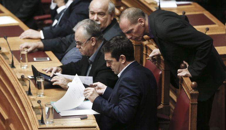 Yunanistan reform paketini hazırlıyor