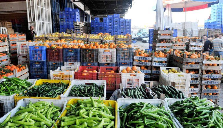 Kapıkule'den sebze-meyve ihracatına kolaylık