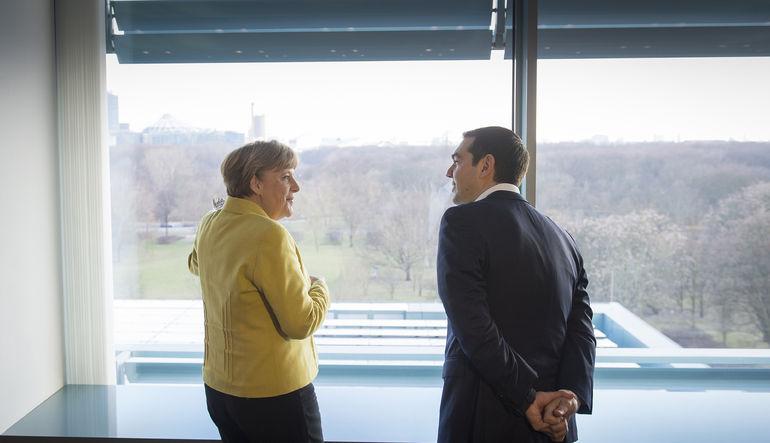 Yunanistan'ın kaderi Almanya'nın değil, kendi elinde