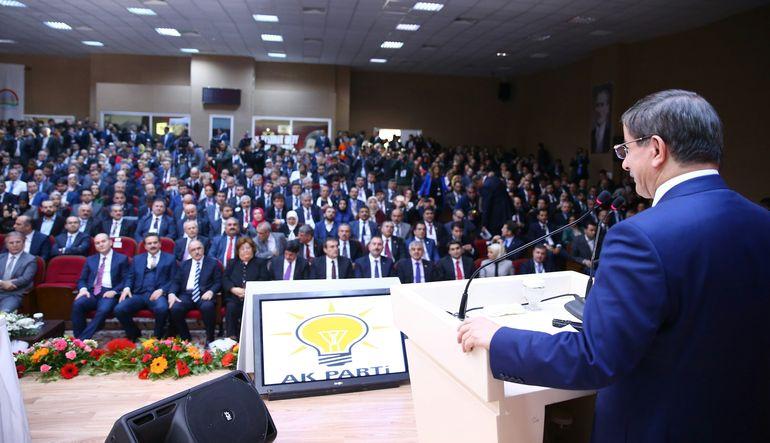 Ankara'da seçim hazırlıkları