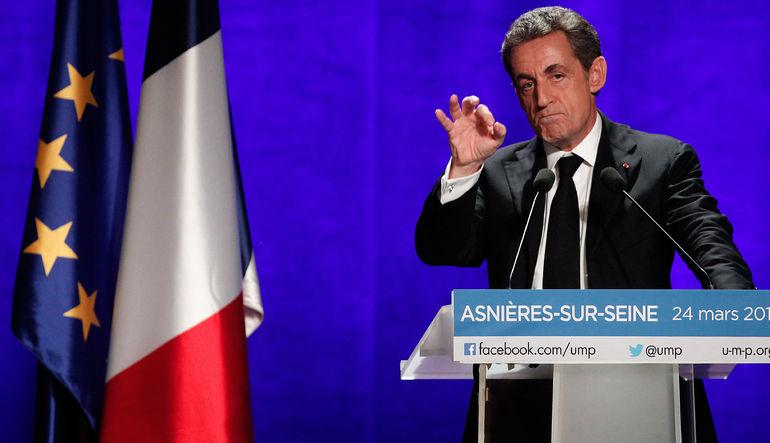 Sarkozy yeniden güçleniyor