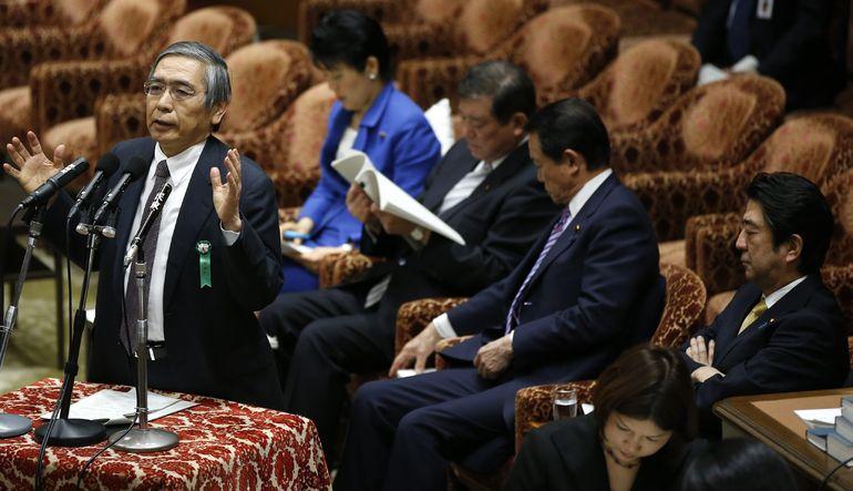 Japonya'da hedef fiyat istikrarı