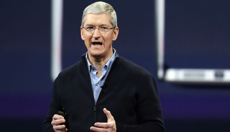 Apple CEO'sundan ayrımcılık tepkisi